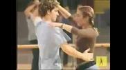 David Bisbal Y Gisela Танцуват В Академията 3 Parte