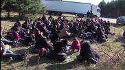 Bulgaria: Police arrest more than 100 refugees near Pazardjik