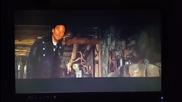 Омразната Осморка / Сцена от филма
