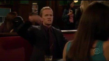 barney stinson kills himself