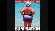 Австралийците са най - дебелата нация в света! (според социологическо проучване)