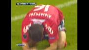 Фатална футболна грешка