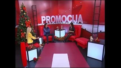 Aca Lukas i Dragana Mirkovic - Promocija - (TV DM SAT 01.01.2015.)