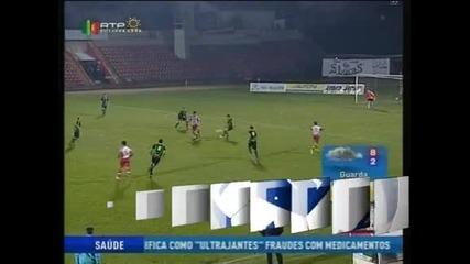 """""""Авеш"""" се класира напред за Купата на Португалия"""