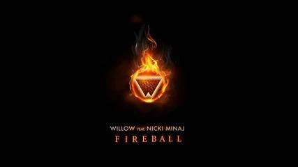 Willow Smith ft. Nicki Minaj - Fireball