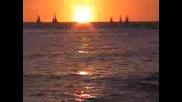 Waikiki Hawaii Sunset