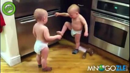 Дъра-бъра по бебешки