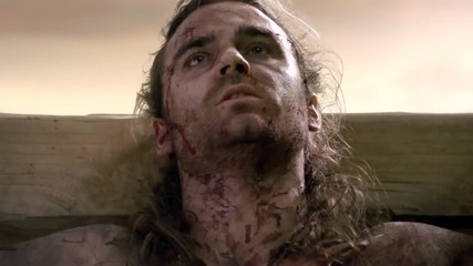 Death of Gannicus, God of the Arena - Spartacus 03x10 _victory_- 1080p Full Hd