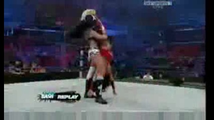 Wwe The Bash Michelle Mccool vs Melina For the Womans Champion [2 of 2]