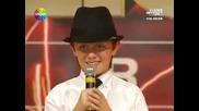 майкъл джексън е жив ! 12 годишно момче го имитира до съвършенство