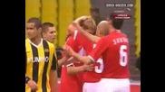 Spartak Moscow - Bk Hacken Goteborg 5 - 0, 3