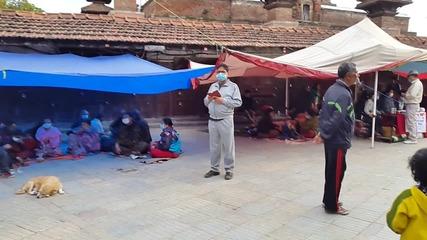 Как изглежда Непал днес?