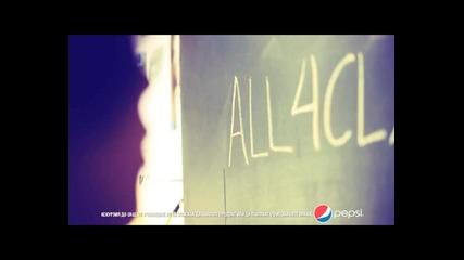 Pepsi all4class ( кой ще стане клас на годината решаваш Ти! )