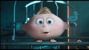 Миньоните : Бебето беглец - крадец (2015) the Minions Mini Movie : Binky Nelson Unpacified # 720p hd
