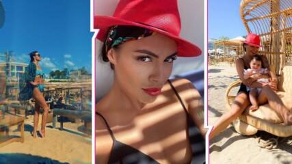 Синьото лято на Деси Цонева: С деца на море в любимата Варна с много стил и лукс
