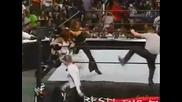 Kanyon, Lance Storm & Ivory vs. Hardy Boyz & Lita - Wwf Heat 07.10.2001
