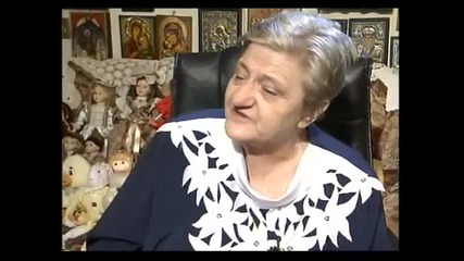 Вера Кочовска - интервю Вера Кочовска 2 част