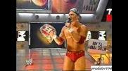 Wwe Raw 7 4 2003 Скот Щайнер Срещу Кристофър Нюински