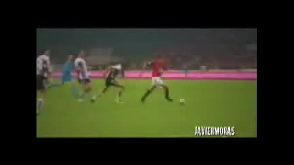 Ronaldo Vs. Messi vs. Kaka Компилация