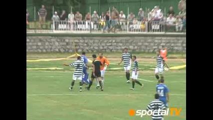 Вихрен 1-0 Левски Гонзо изпуска дузпа  HIGH QUALITY