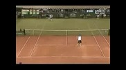 Nadal Vs. Federer Battle Of The Surfaces