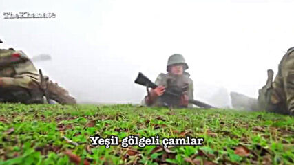 Osmanli Imparatorlugu ' Ndan Bir Turk Askeri Sarkisi - Ileri Marsi ♥ Ben Turkum / Anne Turkiye ♥