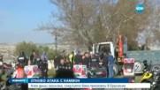 Камион се вряза в пешеходци в Ерусалим, има жертви и ранени - централна емисия