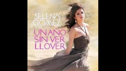 Selena Gomez & The Scene - A year winthout rain spanish version