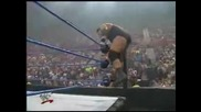 Jeff Hardy Vs Big Show