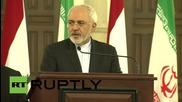 Lebanon: Iran's Zarif encourages reconstruction of resistant Lebanon