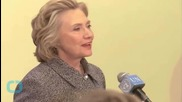 Hillary Clinton Breaks Media Silence and Insists: 'I Want Those Emails Out'