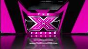Момичето което разплака журито с историята и изпълнението си .. !! The X Factor U S A 2012