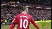 11.02.12 Манчестър Юнайтед 2 - 1 Ливърпул - Най - доброто от мача