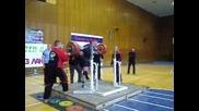 390kg Klek Ivailo Hristov