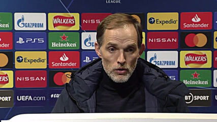 'I don't want to let anybody think that we have already qualified' - PSG boss Tuchel after win in Manchester