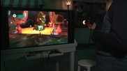 E3 2012: Epic Mickey 2: The Power of Two - Blotworx Dragon Boss Gameplay