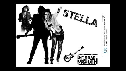 New! Lemonade Mouth / Adam Hicks- Determinate (rap part) Лимонадената банда