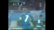Изумителен гол в парагвайското първенство