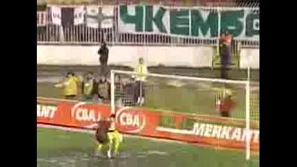 Македония - Хърватия 2:0 Квалификации