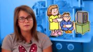 Безобидни ли са детските филмчета за децата ?