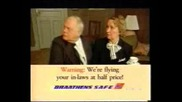 Реклама  -  Мъж изненадва жена си