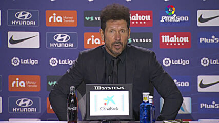 Spain: 'There are a lot of positives' -Atletico coach satisfied with 1-1 draw in Madrid derby