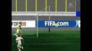 Levski Fifa Goals