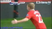 Легендата Пол Скоулс се завърна с гол във Висшата Лига !
