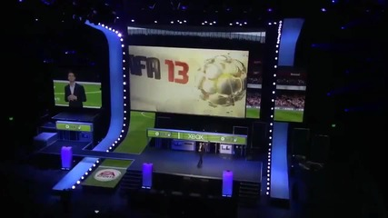 Fifa 13 - Gameplay Demo [hd] (xbox 360) (e3 2012)