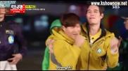 [ Eng Subs ] Running Man - Ep. 144 (with Cha In-pyo, Ricky Kim and Seo Jang-hoon) - 2/2
