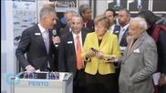 Dutch Populist Wilders Mocks Merkel at German PEGIDA Rally