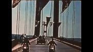 Color Footage of Tacoma Narrows