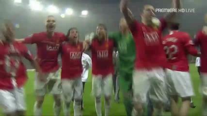 Cristiano Ronaldo Vs Chelsea - Final 2008 Part 2