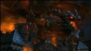 World of Warcraft Cataclysm Login Screen [hd]